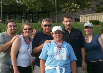 Drew, Me, Dad, Mom, Nate & Sarah