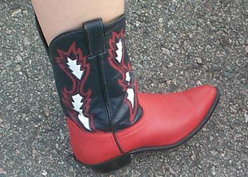 Allison's Boots