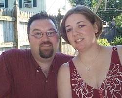 Drew and Allison